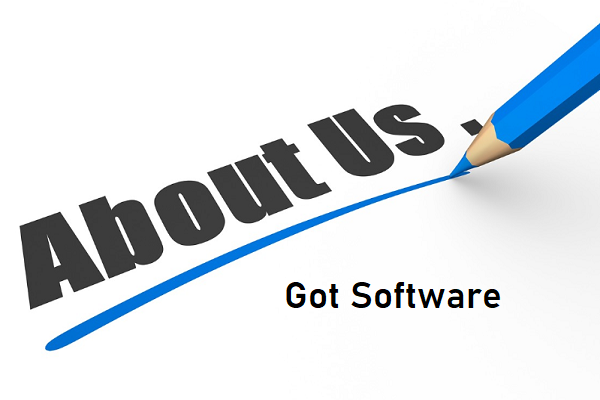 About Us page for GotSoftware
