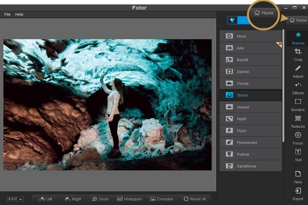 Online Photo Editor - Fotor