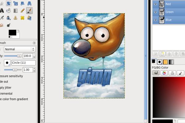 GIMP Review 2020